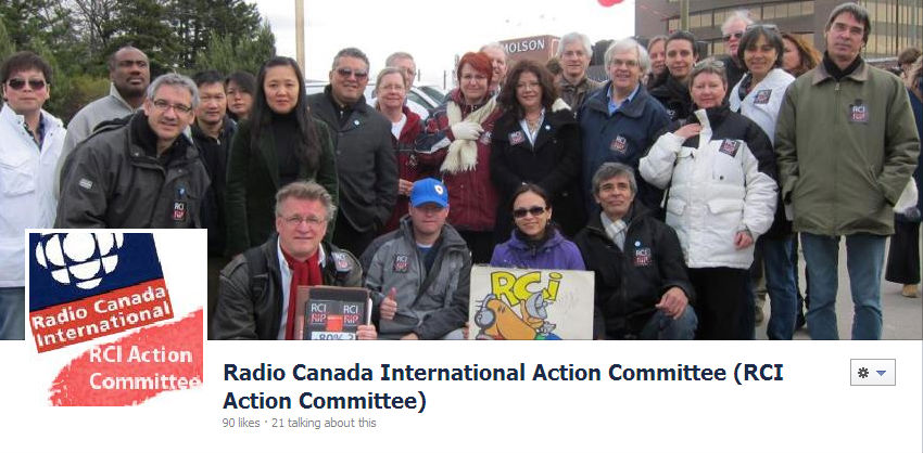 Radio Canada International employees